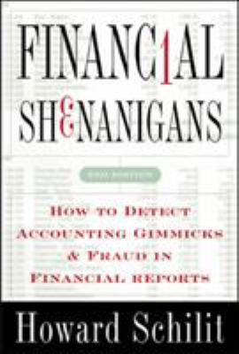 Cover image for Financial shenanigans