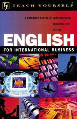 Cover image for Teach yourself English for international business