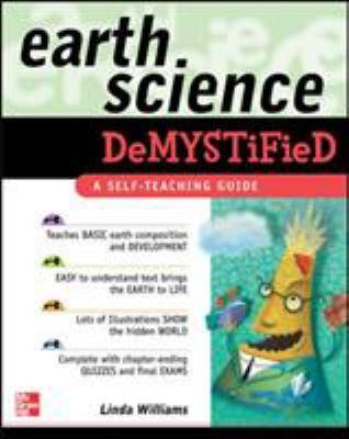 Cover image for Earth science demystified