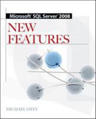 Cover image for Microsoft SQL server 2008 : new features