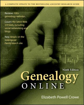 Cover image for Genealogy online