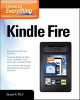Cover image for How to do everything Kindle Fire