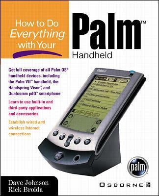 Cover image for How to do everything with your Palm handheld