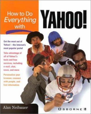 Cover image for How to do everything with Yahoo!