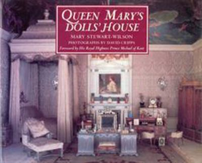 Cover image for Queen Mary's dolls' house