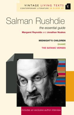 Cover image for Salman Rushdie : Midnight's children, Shame, The satanic verses