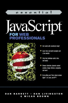 Cover image for Essential Java script for Web professionals
