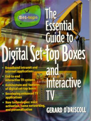 Cover image for The essential guide to digital set-top boxes and interactive TV