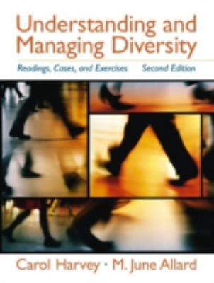 Cover image for Understanding and managing diversity : readings, cases, and exercises