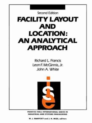 Cover image for Facility layout and location : an analytical approach