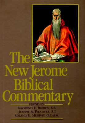 Cover image for The New Jerome biblical commentary