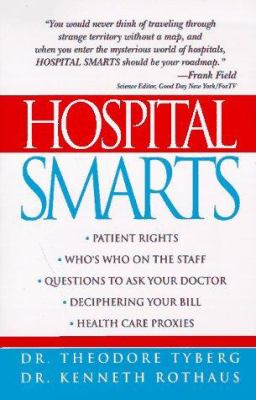 Cover image for Hospital smarts
