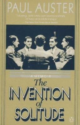 Cover image for The invention of solitude