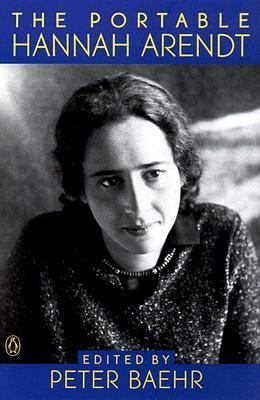 Cover image for The portable Hannah Arendt