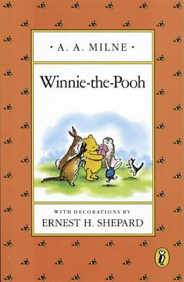 Cover image for Winnie the Pooh