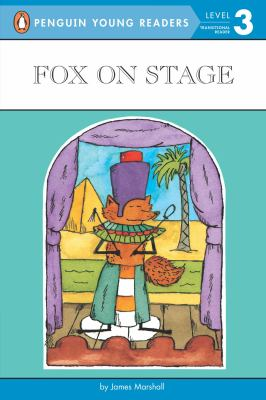 Cover image for Fox on stage