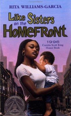 Cover image for Like sisters on the homefront