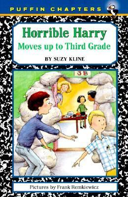 Cover image for Horrible Harry moves up to third grade