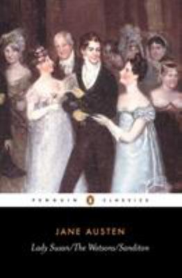 Cover image for Lady Susan ; The Watsons ; Sanditon