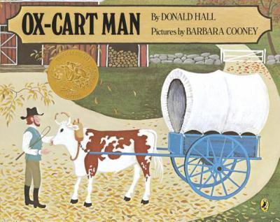 Cover image for Ox-cart man
