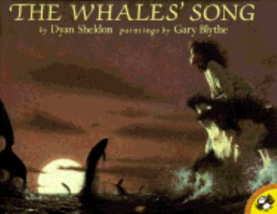Cover image for The whales' song