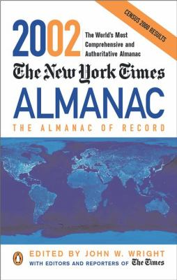 Cover image for The New York Times 2002 almanac