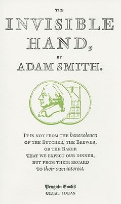 Cover image for The invisible hand