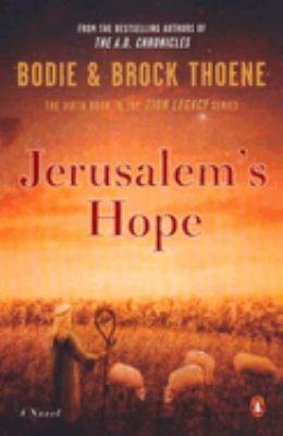 Cover image for Jerusalem's hope