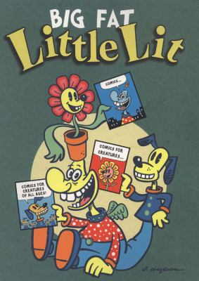 Cover image for Big fat Little lit