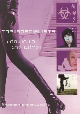 Cover image for The specialists : down to the wire
