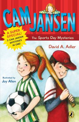 Cover image for Cam Jansen, the Sports Day mysteries : a super special