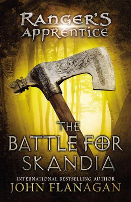 Cover image for The battle for Skandia