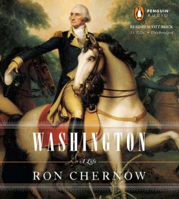 Cover image for Washington a life