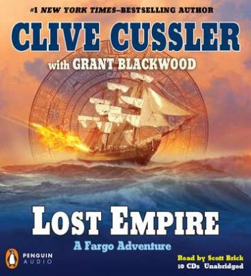 Cover image for Lost empire