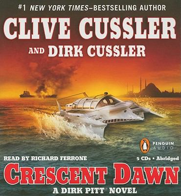 Cover image for Crescent dawn