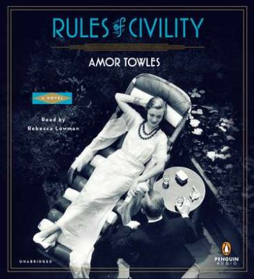 Cover image for Rules of civility a novel