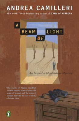 Cover image for A beam of light