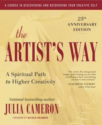 Cover image for The artist's way : a spiritual path to higher creativity