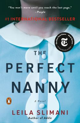 Cover image for The perfect nanny : a novel