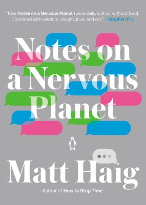 Cover image for Notes on a nervous planet