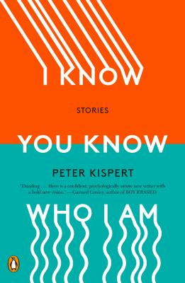 Cover image for I know you know who I am : stories