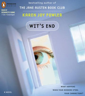 Cover image for Wit's end