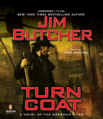 Cover image for Turn coat a novel of the Dresden files