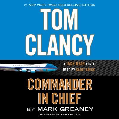 Cover image for Tom Clancy Commander-in-Chief :