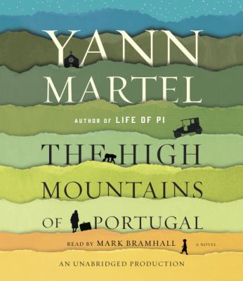 Cover image for The high mountains of Portugal a novel