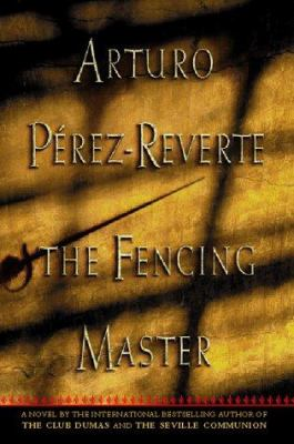 Cover image for The fencing master