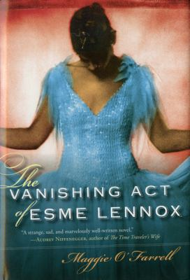 Cover image for The vanishing act of Esme Lennox