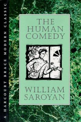 Cover image for The human comedy
