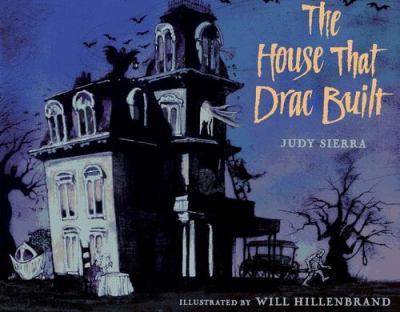 Cover image for The house that Drac built