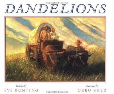 Cover image for Dandelions